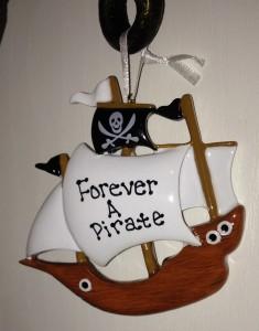FaP ship ornament