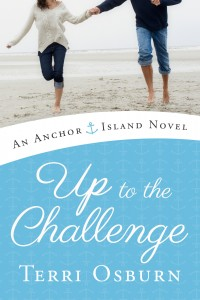 Up To The Challenge Cover High Res