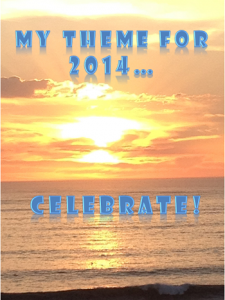 2014 theme