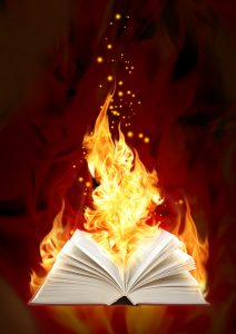 Book Of Magic Fire